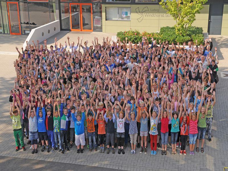 Schulgemeinschaft 2012-13