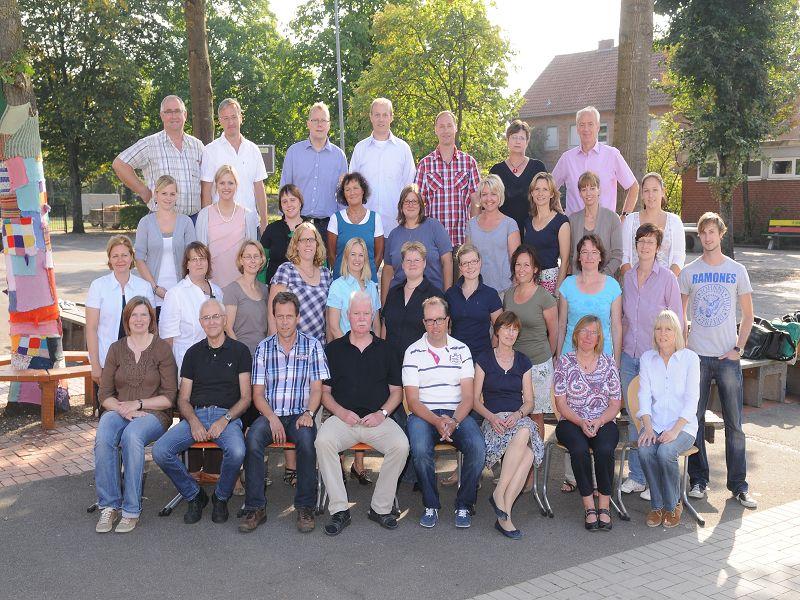 Kollegium 2012-13