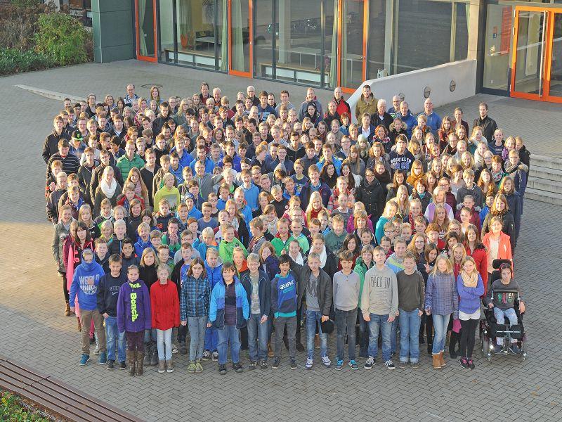 Schulgemeinschaft 2014-15