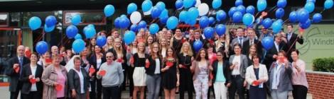 Abschlussfeier der Ludwig-Windthorst-Schule Glandorf