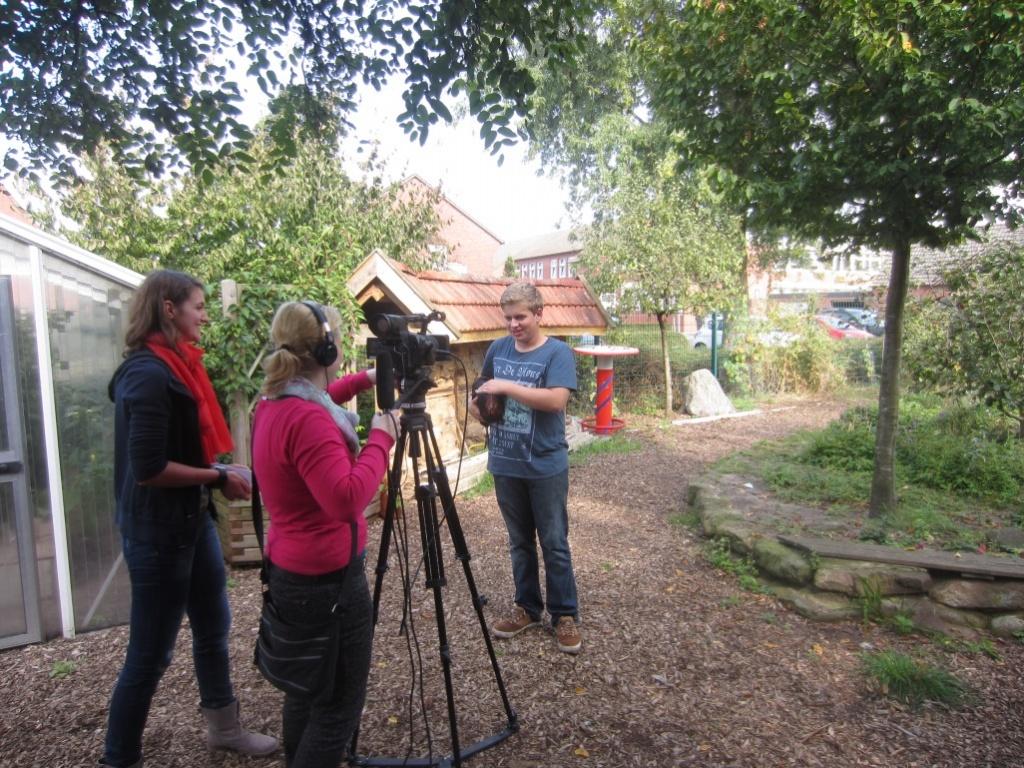 Garten Crew TV1