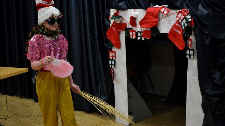 Glanzlichterfest an der glandorfer ludwig windthorst schule ludwig windthorst schule - Amerikanische weihnachtskarten ...