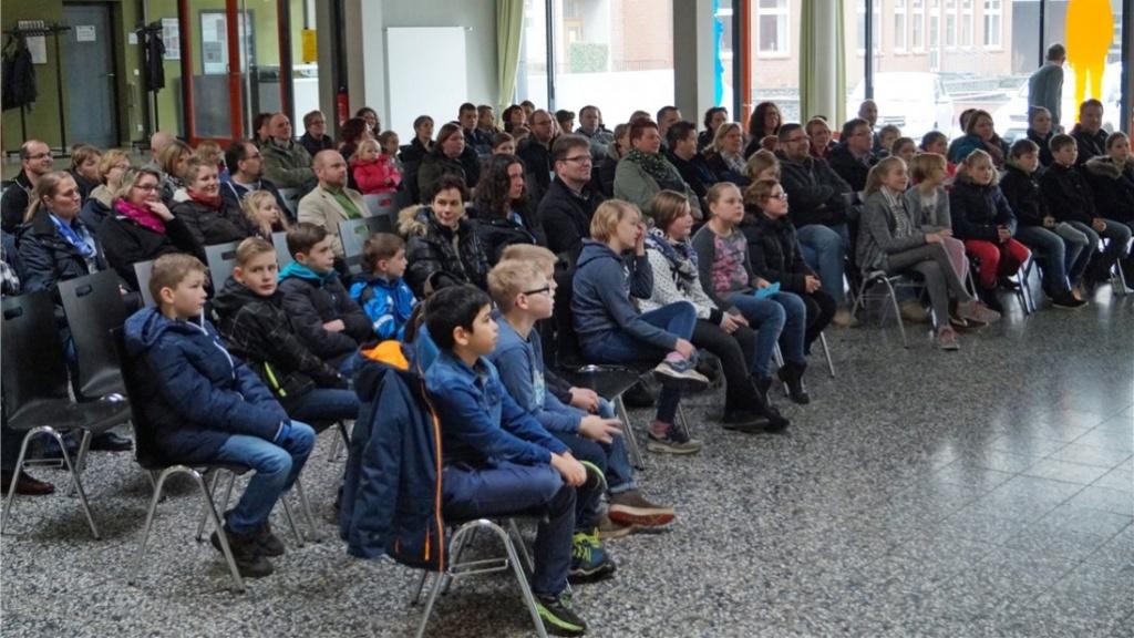 noz Schnuppertag 2016 Aula