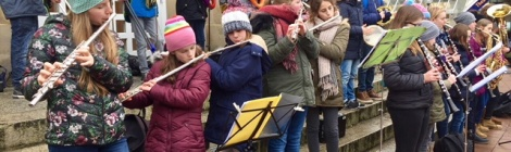 Jingle Bells für Osnabrück!