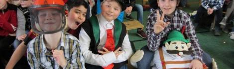 Glandorf Helau! - Karnevalsfeier der 5.-7. Klassen