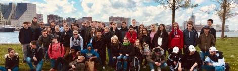 9er on tour: Groeten uit Nederland