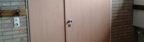 Neue Türen für die LuWis