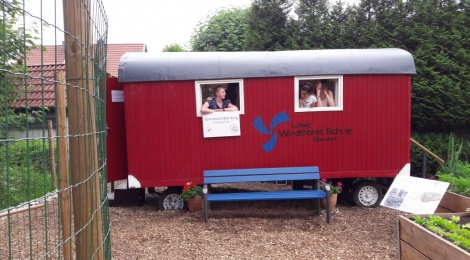 Neues vom LaGa-Schulgarten
