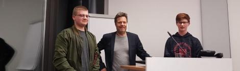 Energiegespräch mit Robert Habeck