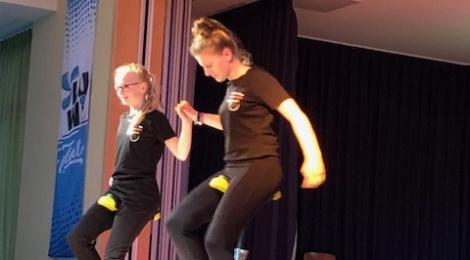 LuWi-Talente on stage!