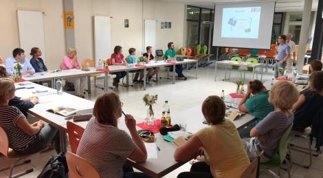 Klimaforum tagt in der Ludwig-Windthorst-Schule Glandorf
