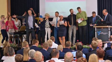 Entlassungsfeier an der Ludwig-Windthorst-Schule Glandorf
