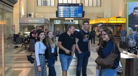 LuWis on tour: Garten Crew auf dem Weg zur Goldzertifizierung!