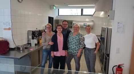 "Voller Erfolg beim Flohmarkt ""Ladytime"" des Fördervereins!"