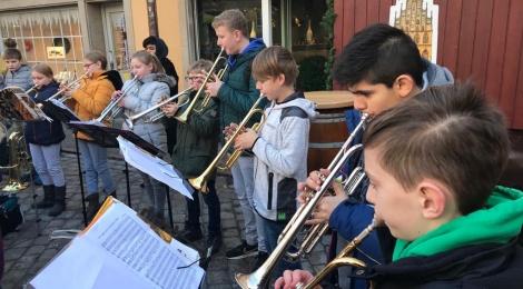 LuWi-Weihnachtslieder für Osnabrück!