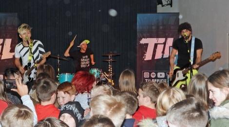 Wie es gelang, eine bundesweit bekannte Band nach Glandorf zu holen