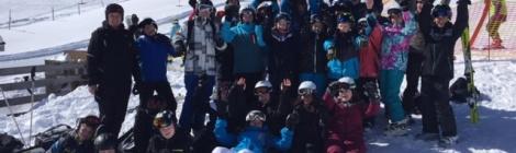 Bericht von der Skifreizeit