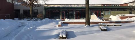 LuWi im Schnee